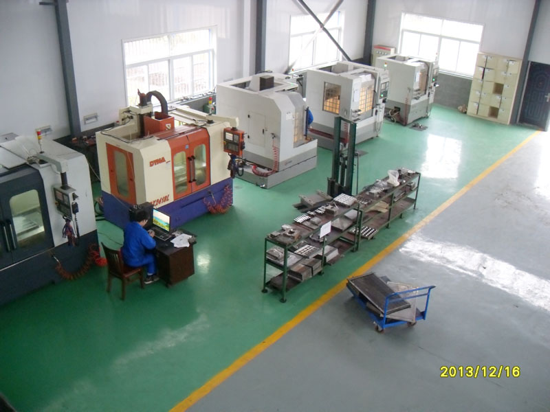 安徽微威集团子公司桐城市微威模具制造有限责任公司的介绍(图1)