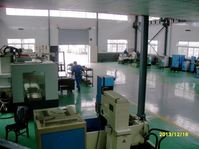 安徽微威集团子公司桐城市微威模具制造有限责任公司的介绍(图3)